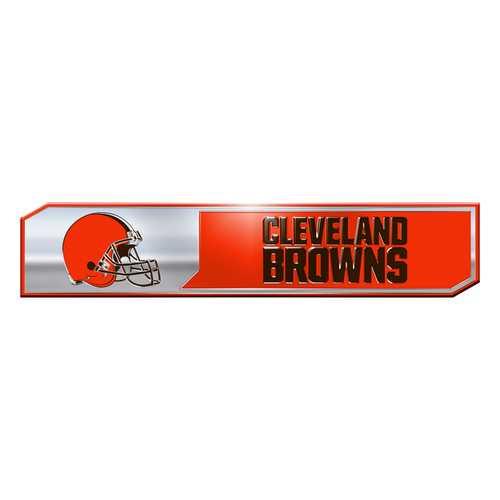 Cleveland Browns Auto Emblem Truck Edition 2 Pack