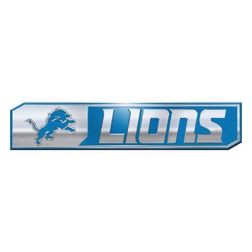 Detroit Lions Auto Emblem Truck Edition 2 Pack
