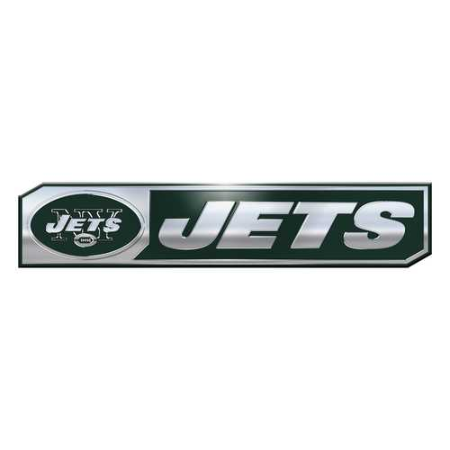 New York Jets Auto Emblem Truck Edition 2 Pack