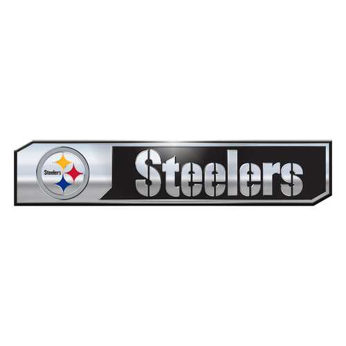 Pittsburgh Steelers Auto Emblem Truck Edition 2 Pack