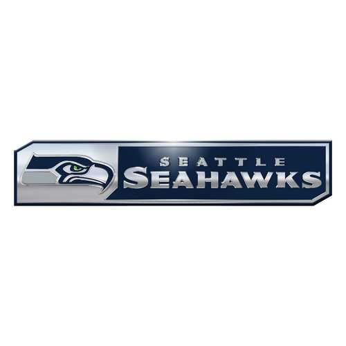 Seattle Seahawks Auto Emblem Truck Edition 2 Pack