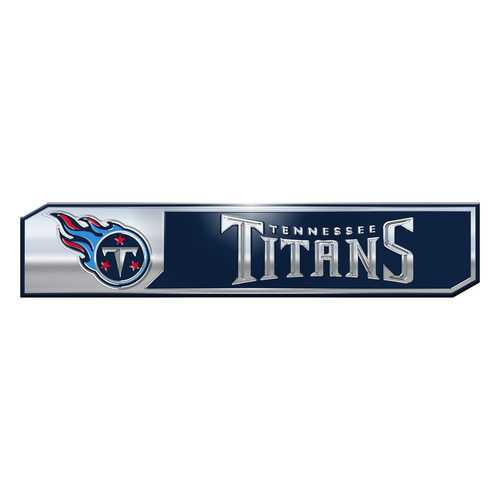 Tennessee Titans Auto Emblem Truck Edition 2 Pack