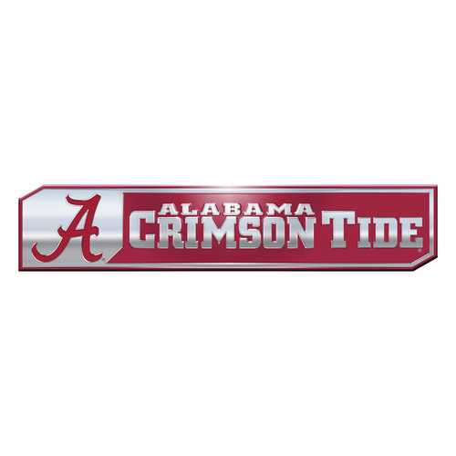 Alabama Crimson Tide Auto Emblem Truck Edition 2 Pack