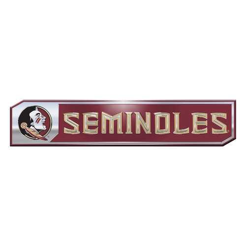 Florida State Seminoles Auto Emblem Truck Edition 2 Pack