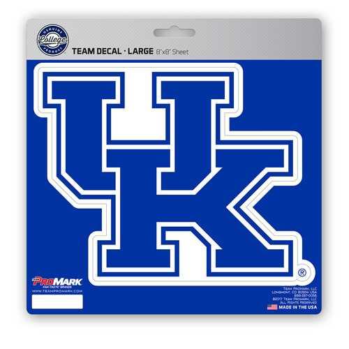 Kentucky Wildcats Decal 8x8 Die Cut - Special Order