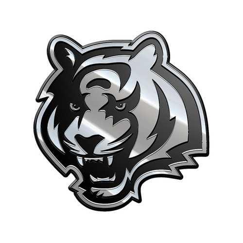 Cincinnati Bengals Auto Emblem Premium Metal