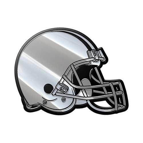 Cleveland Browns Auto Emblem Premium Metal