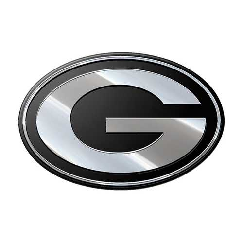 Green Bay Packers Auto Emblem Premium Metal