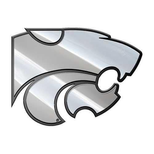 Kansas State Wildcats Auto Emblem Premium Metal