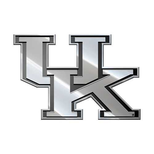 Kentucky Wildcats Auto Emblem Premium Metal