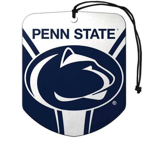 Penn State Nittany Lions Air Freshener Shield Design 2 Pack