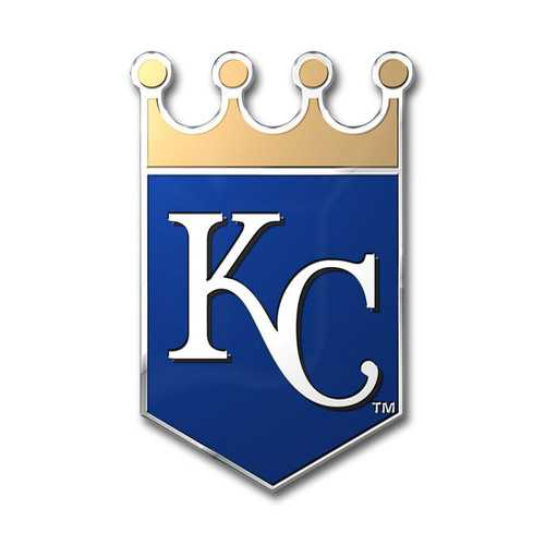 Kansas City Royals Auto Emblem Color