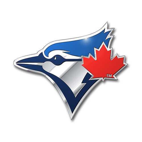 Toronto Blue Jays Auto Emblem Color