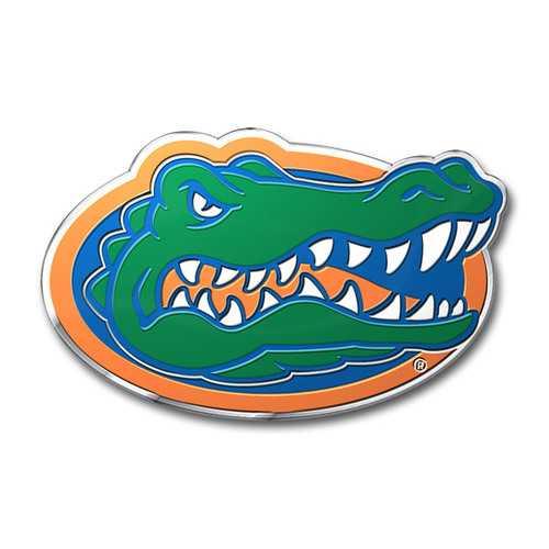 Florida Gators Auto Emblem - Color