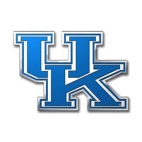 Kentucky Wildcats Auto Emblem - Color