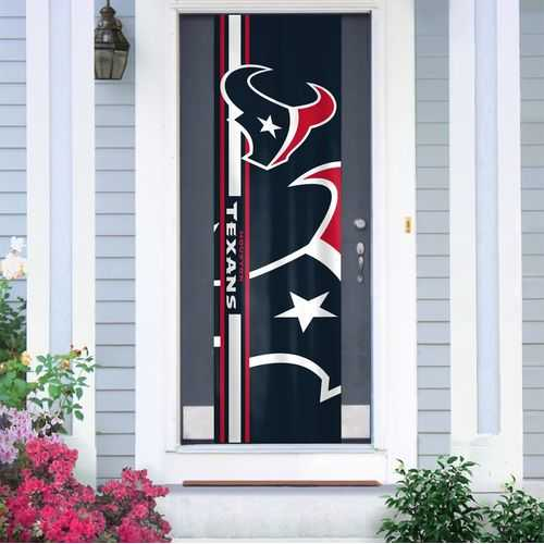 Houston Texans Banner Door