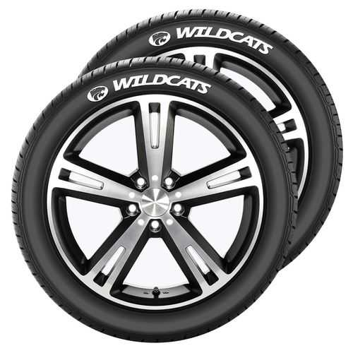 Kansas State Wildcats Tire Tatz