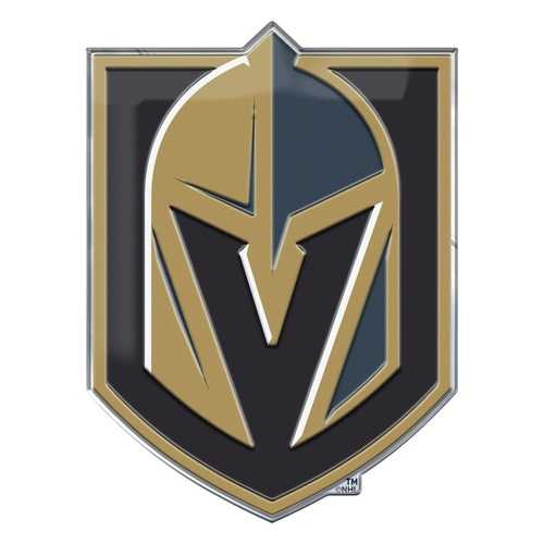Vegas Golden Knights Auto Emblem Color