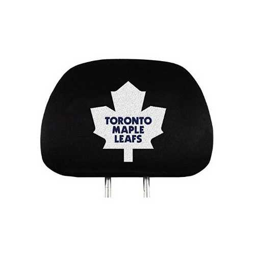 Toronto Maple Leafs Head Rest Covers Special Order