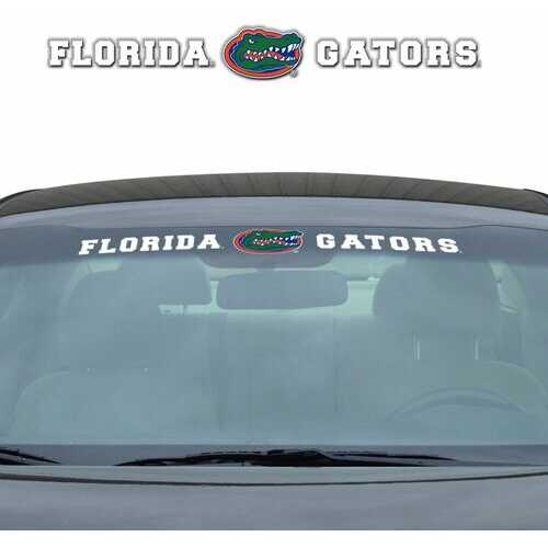 Florida Gators Decal 35x4 Windshield