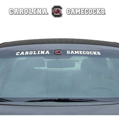 South Carolina Gamecocks Decal 35x4 Windshield