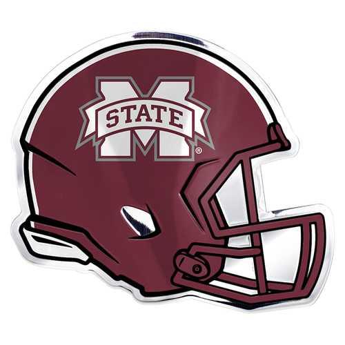 Mississippi State Bulldogs Auto Emblem Helmet Design