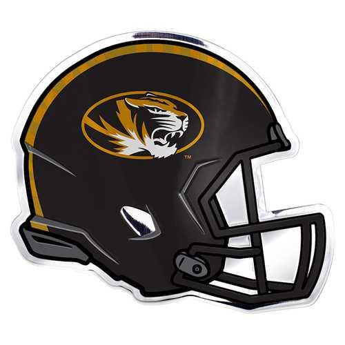 Missouri Tigers Auto Emblem Helmet Design