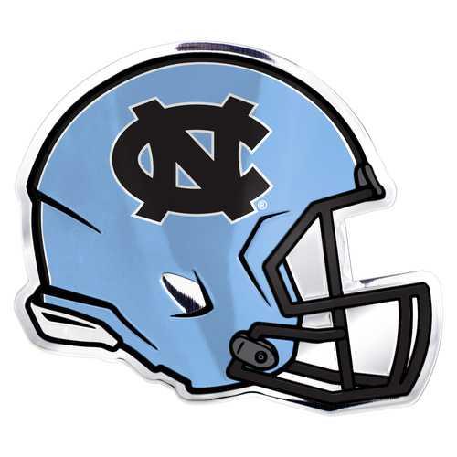 North Carolina Tar Heels Auto Emblem - Helmet - (Promark)