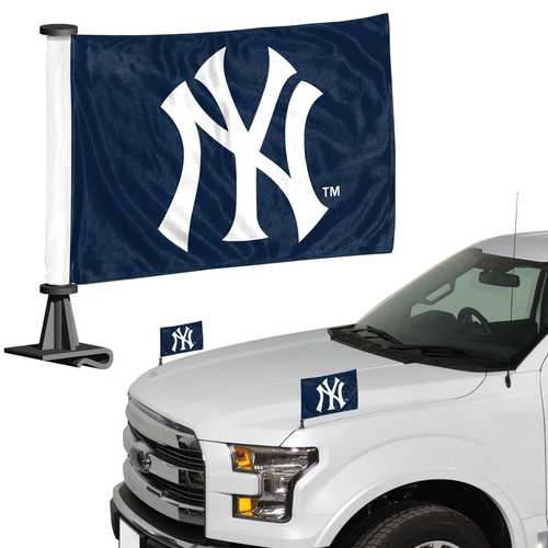 New York Yankees Flag Set 2 Piece Ambassador Style