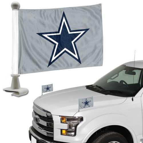 Dallas Cowboys Flag Set 2 Piece Ambassador Style