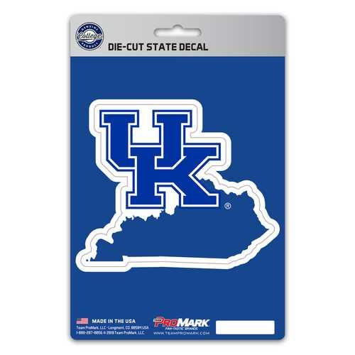 Kentucky Wildcats Decal State Design
