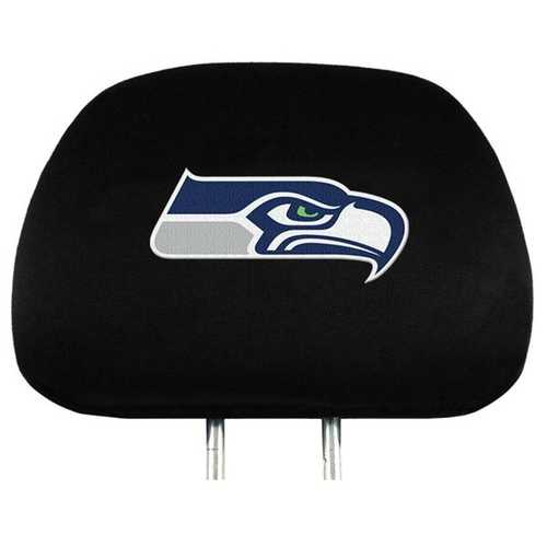 Seattle Seahawks Headrest Covers