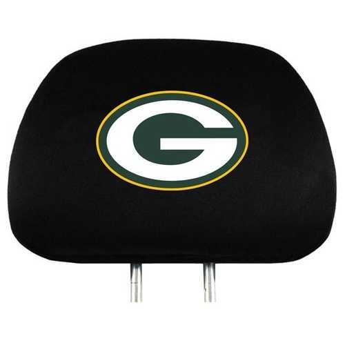 Green Bay Packers Headrest Covers