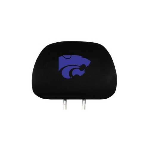Kansas State Wildcats Headrest Covers