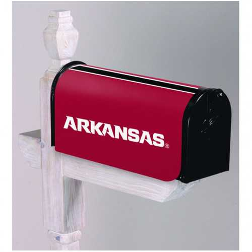 Arkansas Razorbacks Mailbox Cover