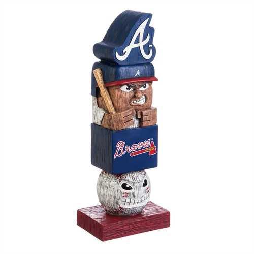 Atlanta Braves Tiki Totem