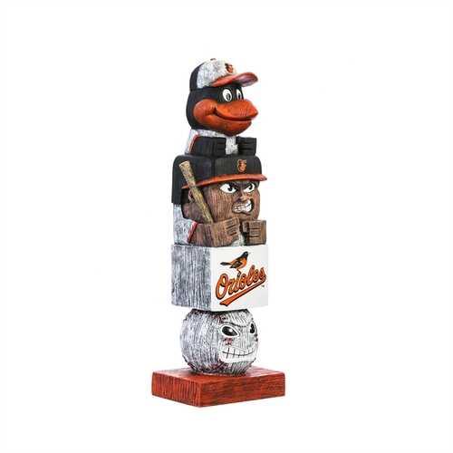 Baltimore Orioles Tiki Totem
