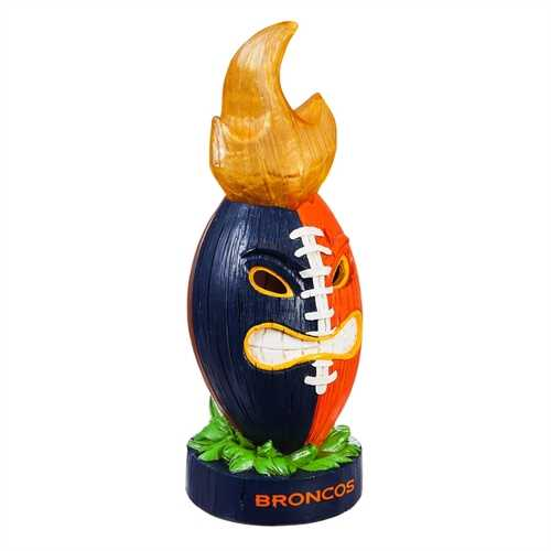 Denver Broncos Statue Lit Team Football Special Order