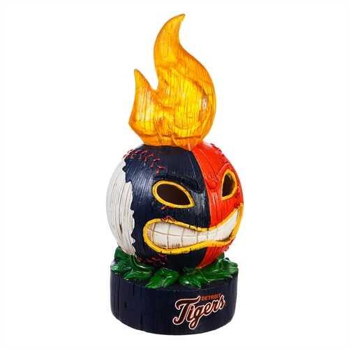 Detroit Tigers Statue Lit Team Baseball Special Order