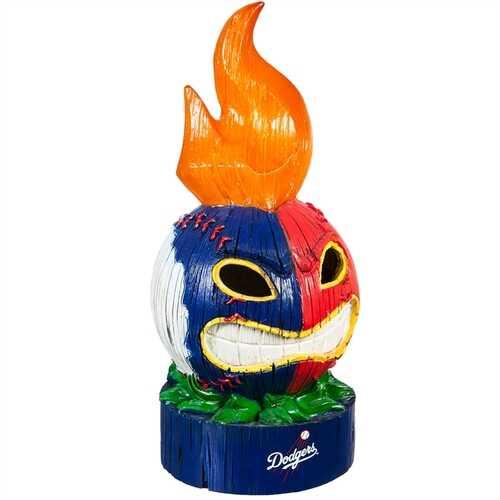 Los Angeles Dodgers Statue Lit Team Baseball Special Order