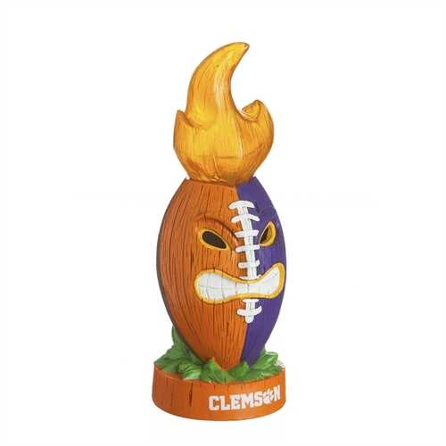 Clemson Tigers Statue Lit Team Football Special Order