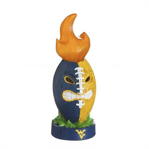 West Virginia Mountaineers Statue Lit Team Football Special Order