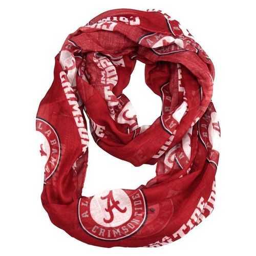 Alabama Crimson Tide Infinity Scarf