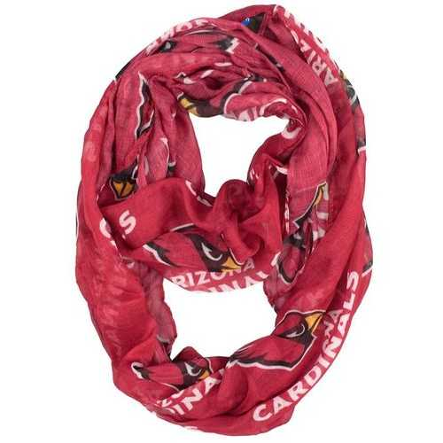 Arizona Cardinals Scarf Infinity Style