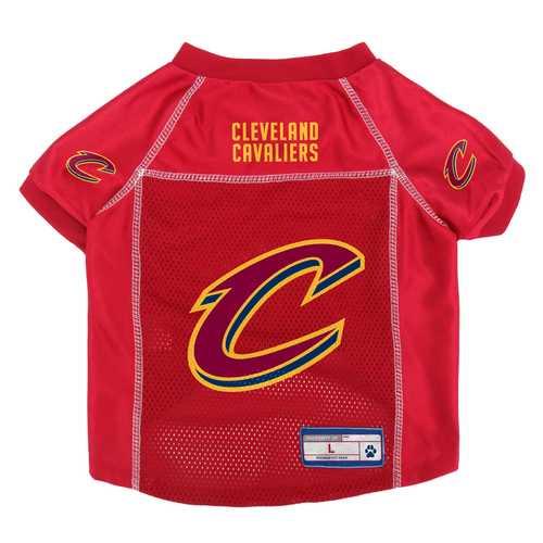 Cleveland Cavaliers Pet Jersey Size L