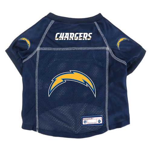 Los Angeles Chargers Pet Jersey Size S