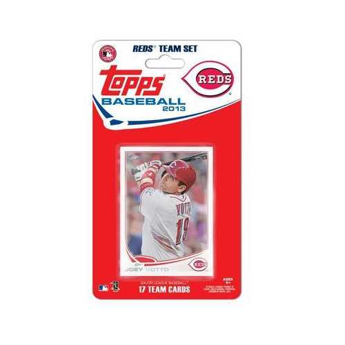Cincinnati Reds 2013 Topps Team Set