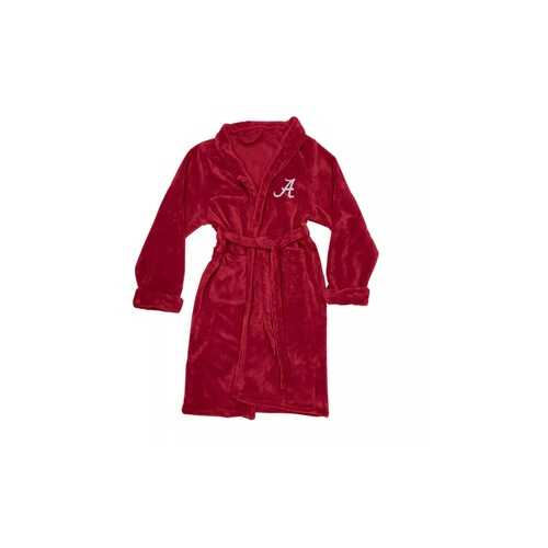 Alabama Crimson Tide Bathrobe Size L/XL