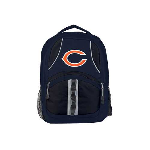 Chicago Bears Backpack Captain Style Navy and Black