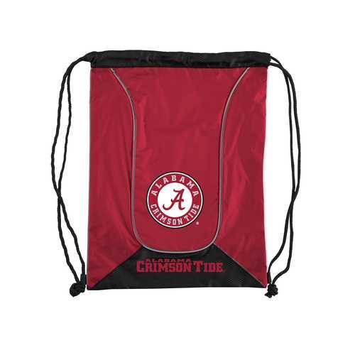 Alabama Crimson Tide Backsack Doubleheader Style Red